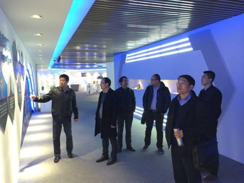 科技资本联合考察青岛石墨烯基地 开启石墨烯产业项目投资新篇章