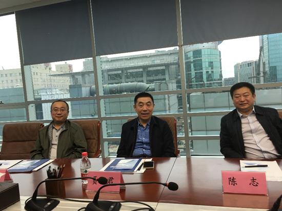 七台河市市长一行到访中国石墨烯产业技术创新战略联盟